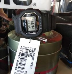 Часы casio g-shock dw-5600e