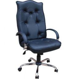 Кресло руководителя Корона Хром