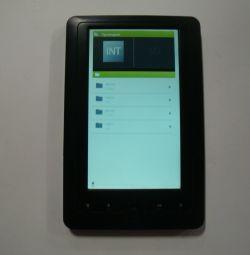 E-book iconBIT HDB700LED 8Gb -SD, SDHC