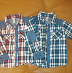 Shirts nurseries