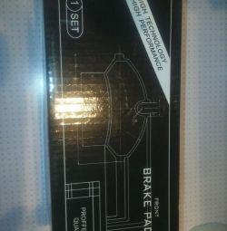 Audi Disc Brake Pad Set