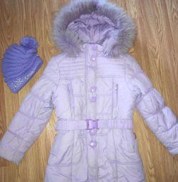 Пальто на синтепоне DANILO