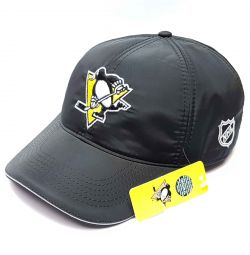 Бейсболка NHL Pittsburgh Penguins зимова