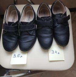 Παπούτσια για ένα αγόρι
