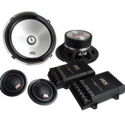 MTX AUDIO CTC-160 Speaker Unit CAR