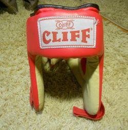 Шлем для единоборств CLIFF