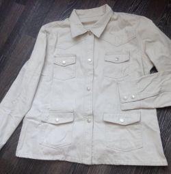 Jeans jacket 46-48 New