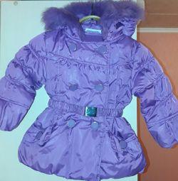 Kızlar için ceket