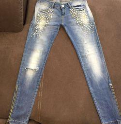 Jeans dimensiunea 27