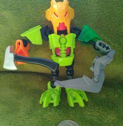 Ανάπτυξη σχεδιαστή Robot Lumberjack.