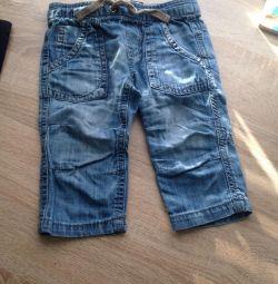 Jeans Zara 3-6 luni.