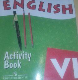 Çalışma kitabı .İngilizce 6. sınıf