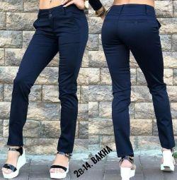 Pants new in stock 42,44