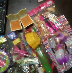 Jucării în stoc