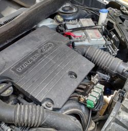 GBO installation on Ford Fusion Propane