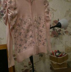 Μπλούζα για ύψος κοριτσιού 134-140