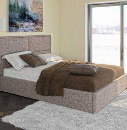Κρεβάτι Μόναχο με μηχανισμό ανύψωσης