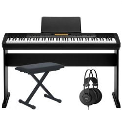 Casio CDP-230 Digital Piano + Accesorii expandabile