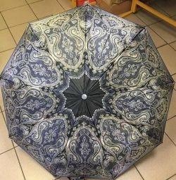 Ομπρέλες, διαφορετικά χρώματα και μοτίβα, Γερμανία, νέα