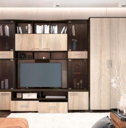 Ορχιδέα σαλόνι με ντουλάπα