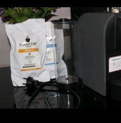 Delonghi Nespresso EN 110. GY Kahve makinası