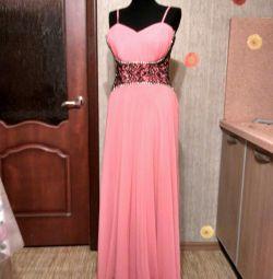 Φόρεμα μακρύ σιφόν Τουρκία νέο
