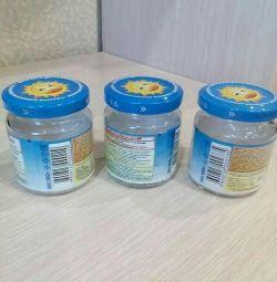 Bomboane pentru hrană pentru copii