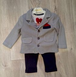 Costume for a boy 80 height