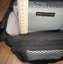 Bag for camcorder or camera.