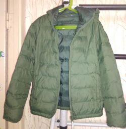 Куртка бренда UNI QLO, 9-10 лет
