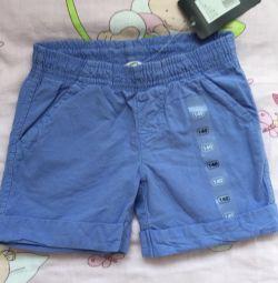 Shorts New 104