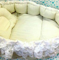 Cocoon nest