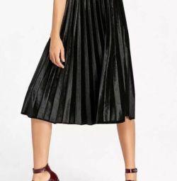 Velvet Skirt Tezenis