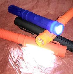 LED-фонарик с магнитом