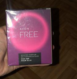 новая п.вода Avon FREE