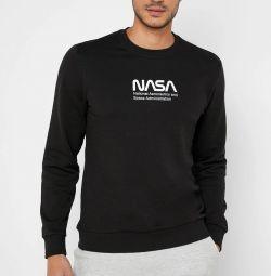 The sweatshirt is new