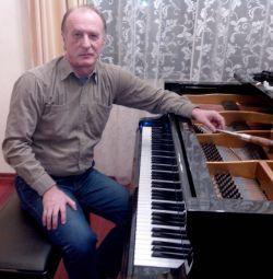 Настройка пианино,роялей