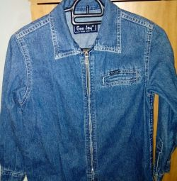 Shirt denim 32r.