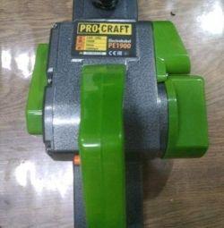 ProCraft 1900 Planer