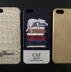 Cazuri pentru iPhone 5s