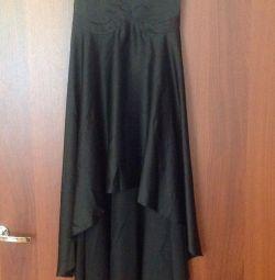 Kat siyah elbise