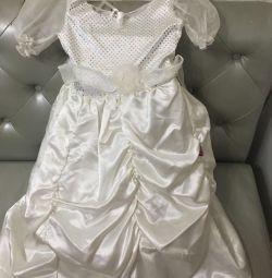Prenses elbise