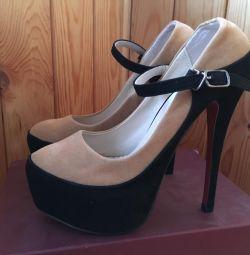 Yeni ayakkabılar, s.36