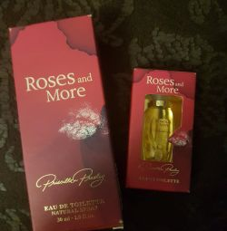 Women's perfume Roses and More