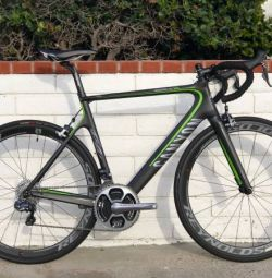 Canyon Aeroad CF ETE 201 Limited Edition Di2 11sp