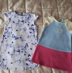 150р 92+ için elbiseler 2