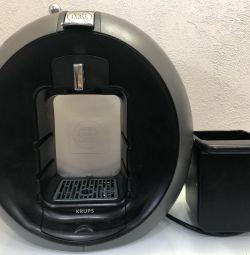 Masina de cafea cu capsula