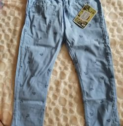 Children's jeans 110-116r