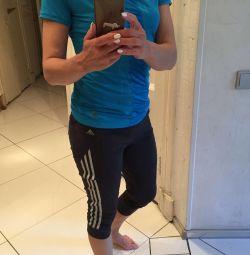 Costum sportiv pentru fitness. Adidas
