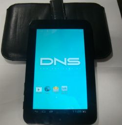 Tableta DNS AirTab M75t - cartelă SIM 3G - 16 GB / 1 GB